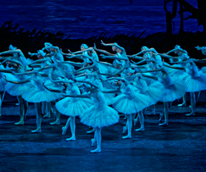 Ballet Nacional da China - Trondi Brasil Turismo