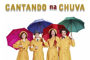 Cantando Na Chuva Musical - Trondi Brasil
