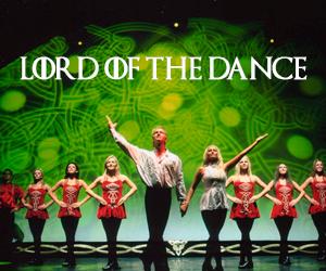 Lord of the Dance - Trondi Brasil Turismo